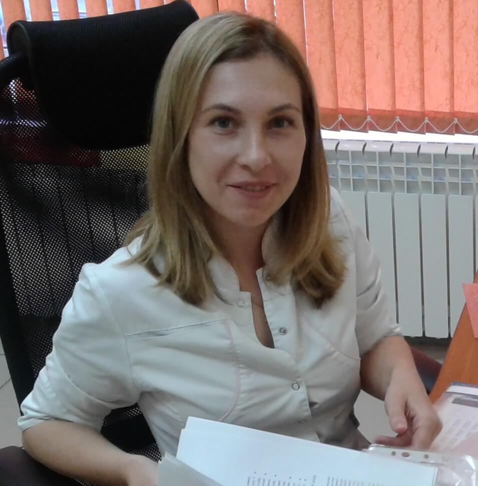 Матвеева Мария Владимировна
